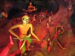 Inside Haw Par Villa's Ten Courts Of Hell - June 2010