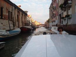 Another one of the lovely Venice Canals, Bosede S - October 2007
