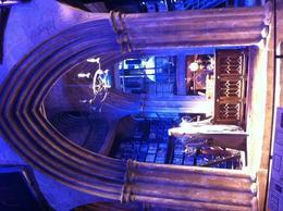 Warner Bros. Studio Tour London, Blanca - July 2012