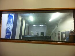 Taken from inside the old engineering booth-former Chess recording studio-if these walls could talk!! , Kim C - July 2011