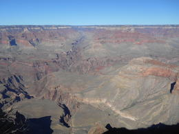 East View point in the Canyon , Carol G - October 2016