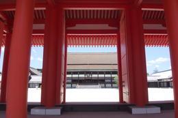 Kyoto Imperial Palace , Ma Angeles A S - January 2017