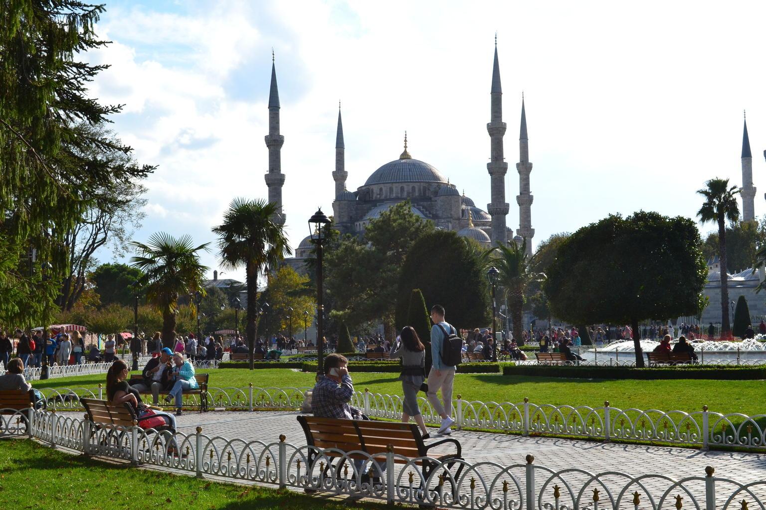 MAIS FOTOS, Excursão da Big Bus em ônibus panorâmico pela cidade de Istambul