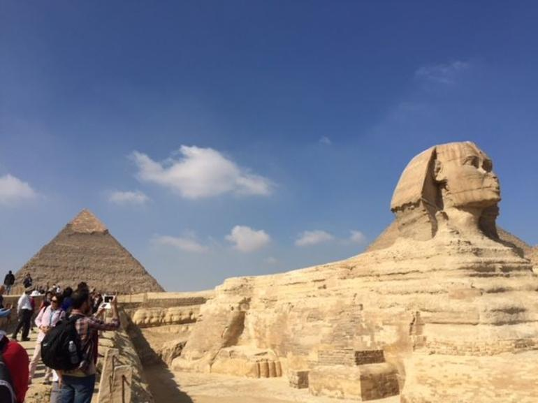 Half-Day Private tour to Pyramids of Giza and Sphinx photo 14