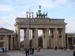 Brandenburg Gate, Emily P - December 2009