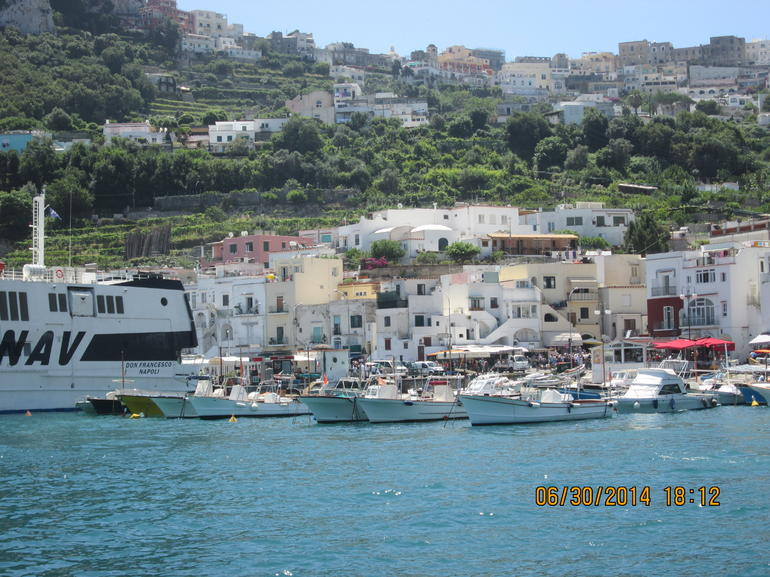 Capri 2014 - Rome