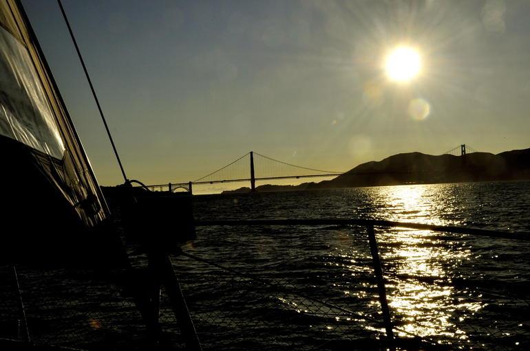 Catamaran Cruise - San Francisco