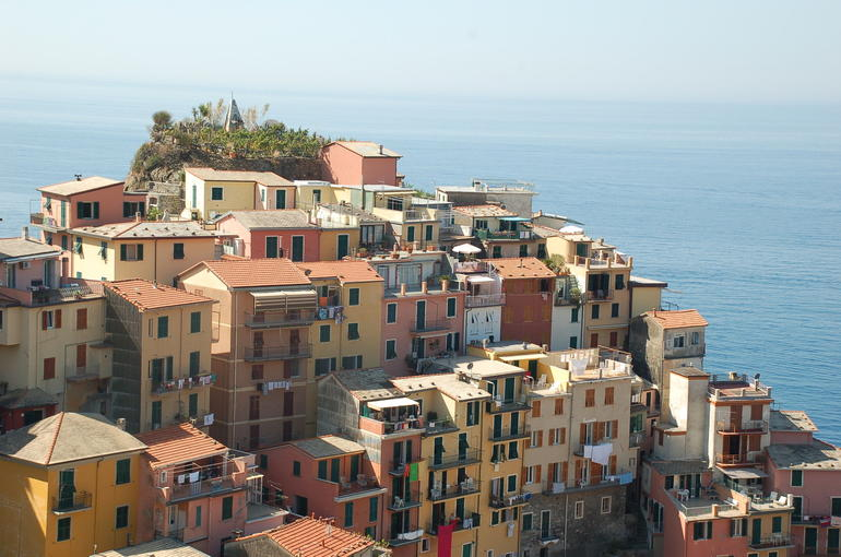 Cinque Terre Hiking Trip - Florence