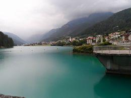 Dam in Auronzo di Cadore , Maria Antonia S - August 2015