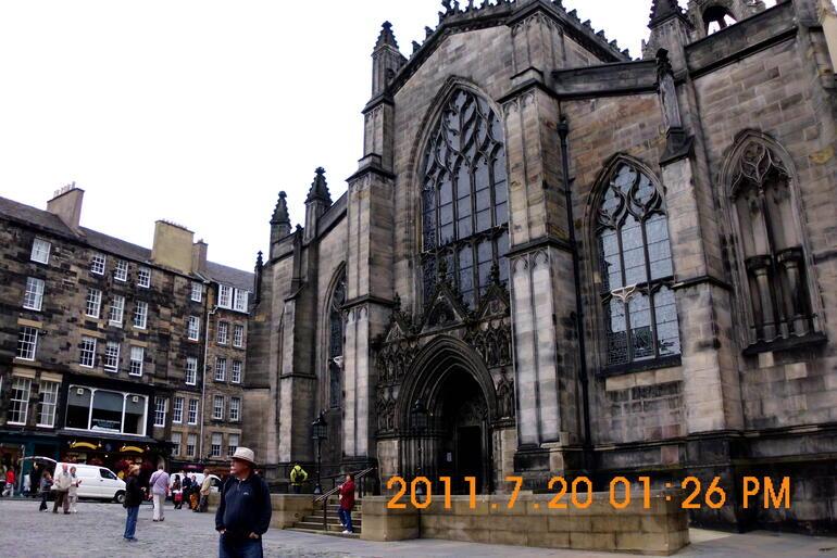 DSCI0113 - Edinburgh