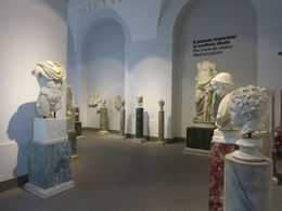 Great little museum inside the Forum with statues, artifacts, and art. , Beth W - April 2016
