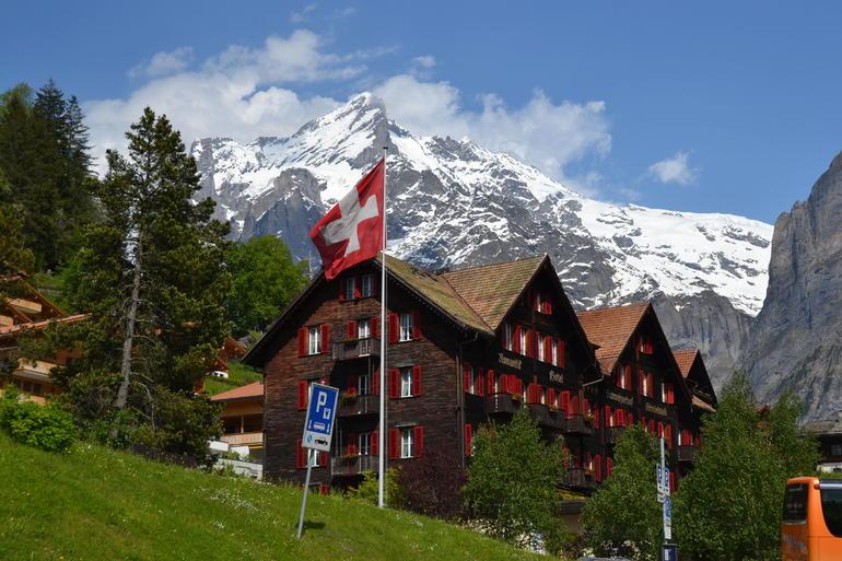 Grindelwald - Lucerne