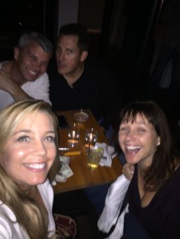 Great time with friends , Melissa W - October 2015