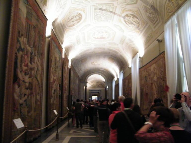 in Vatican Museum - Rome
