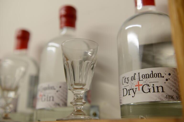 London Gin tour - London