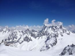 Lovely scenery and Chamonix's a charming place , lingawei - June 2013