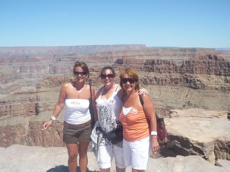On the edge - Las Vegas