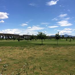Roman aqueduct, lgs888 - June 2014