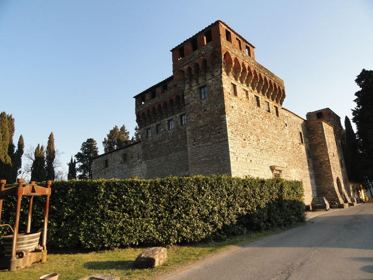 The Castle - Florence