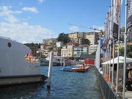 Beautiful harbourfront scene , olgagp - September 2015
