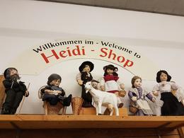 Short visit to Heidiland museum , dceleridad - December 2016