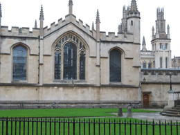 An example of the wonderful architecture in Oxford , Judith B W - January 2017