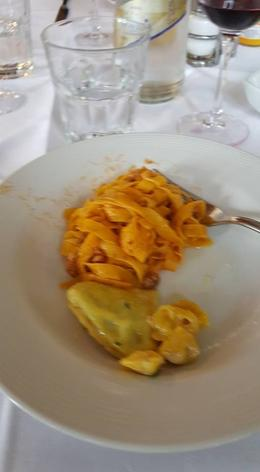 the pasta was fresh and delicious , karen_chee - April 2017