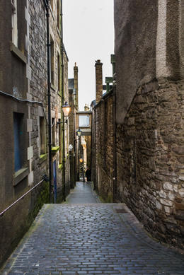 The Royal Mile has these interesting closes running off both sides. , KL1NGON - May 2017