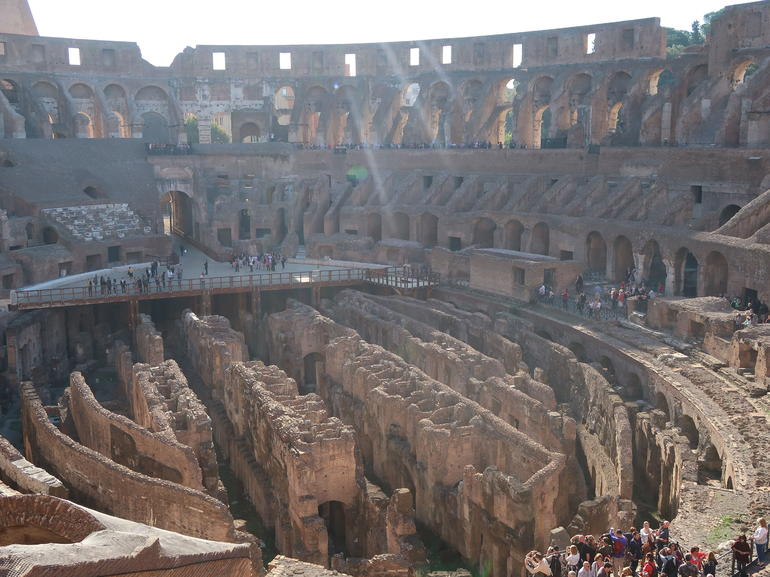 Group or Private Tour of the Colosseum Including Roman Forum and Palatine Hill photo 22