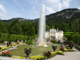 Linderhof Palace , Mark S - November 2017