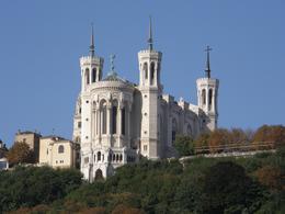 Another shot of the Basilique Notre Dame de Fourvière., Tighthead Prop - September 2010