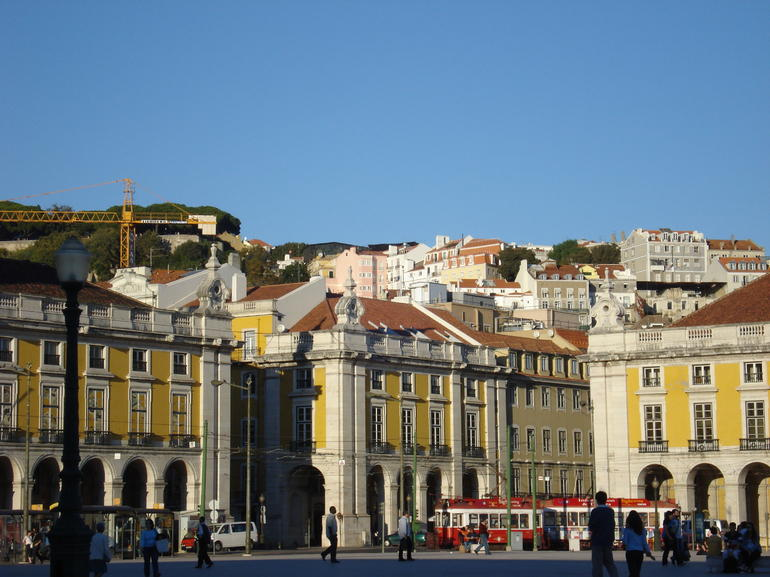 Comercio Square - Lisbon
