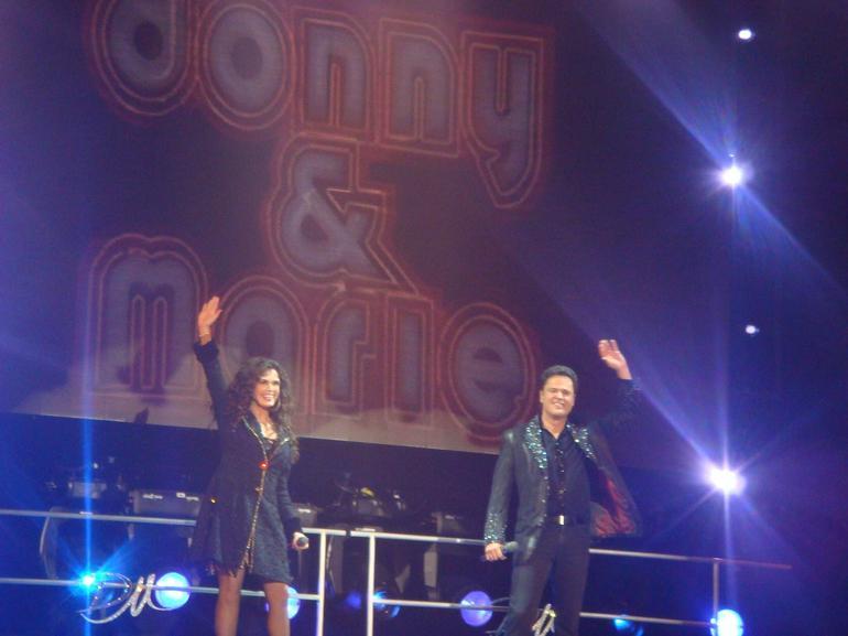 Donny & MArie - Las Vegas
