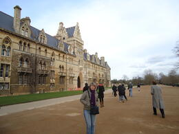 Oxford , Astrid Rembold L - February 2011