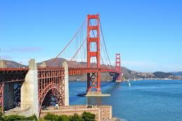 Golden Gate Bridge , Howard R. L - October 2012
