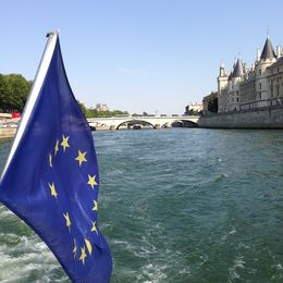 Seine from the boat. , Adam C - July 2015