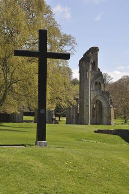 I love the plaque telling that 'the cross is a symbol of our faith, it marks a Christian Sanctuary so ancient that only legend can record its origin and quot; , marianne k - May 2013