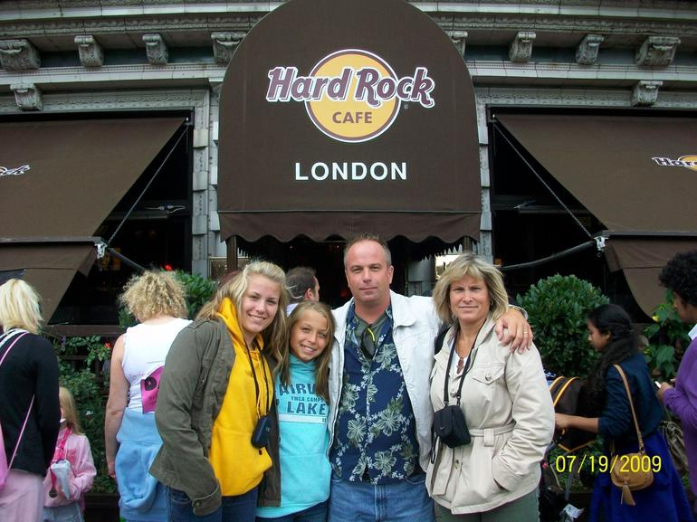 Hard Rock Cafe - London