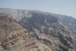 Oman's Grand Canyon. - October 2008
