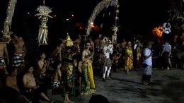 Kecak dance , Danijela N - May 2016