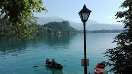 Lake Bled , LYANA D - May 2016