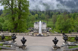 Linderhof Palace , Jennifer K - May 2015