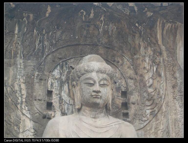 Longmen Grottoes - Xian