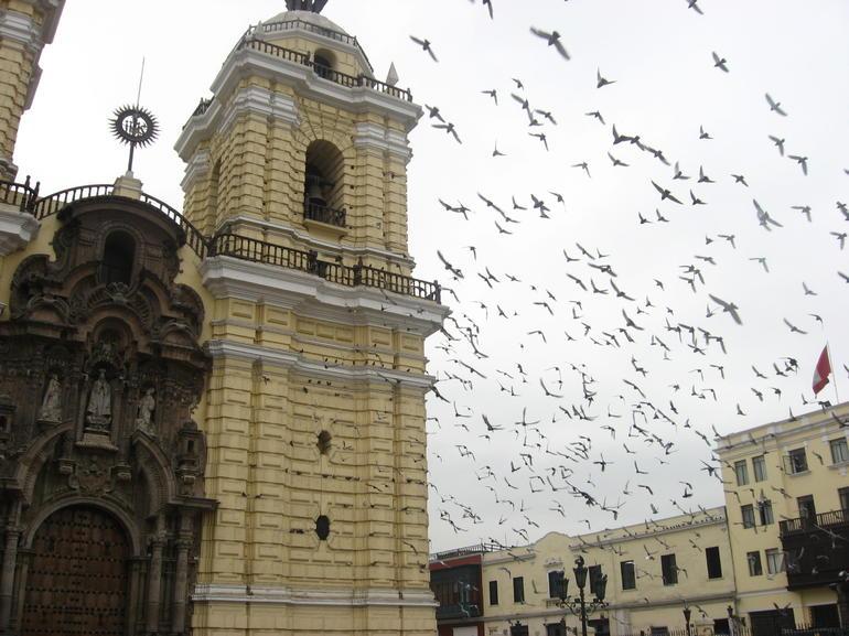 Monastery - Lima