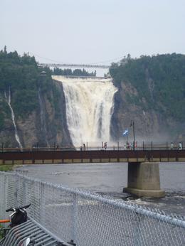 Montmorency Falls, Hannah M - August 2009