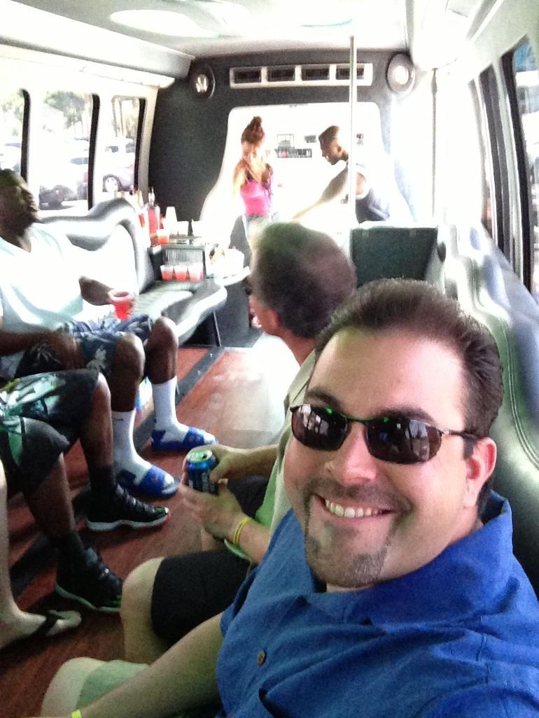 Nice bus - Las Vegas