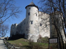 A picture of the beautiful castle , Robert T - April 2013