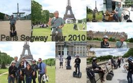 My Segway tour in Paris - June 2010