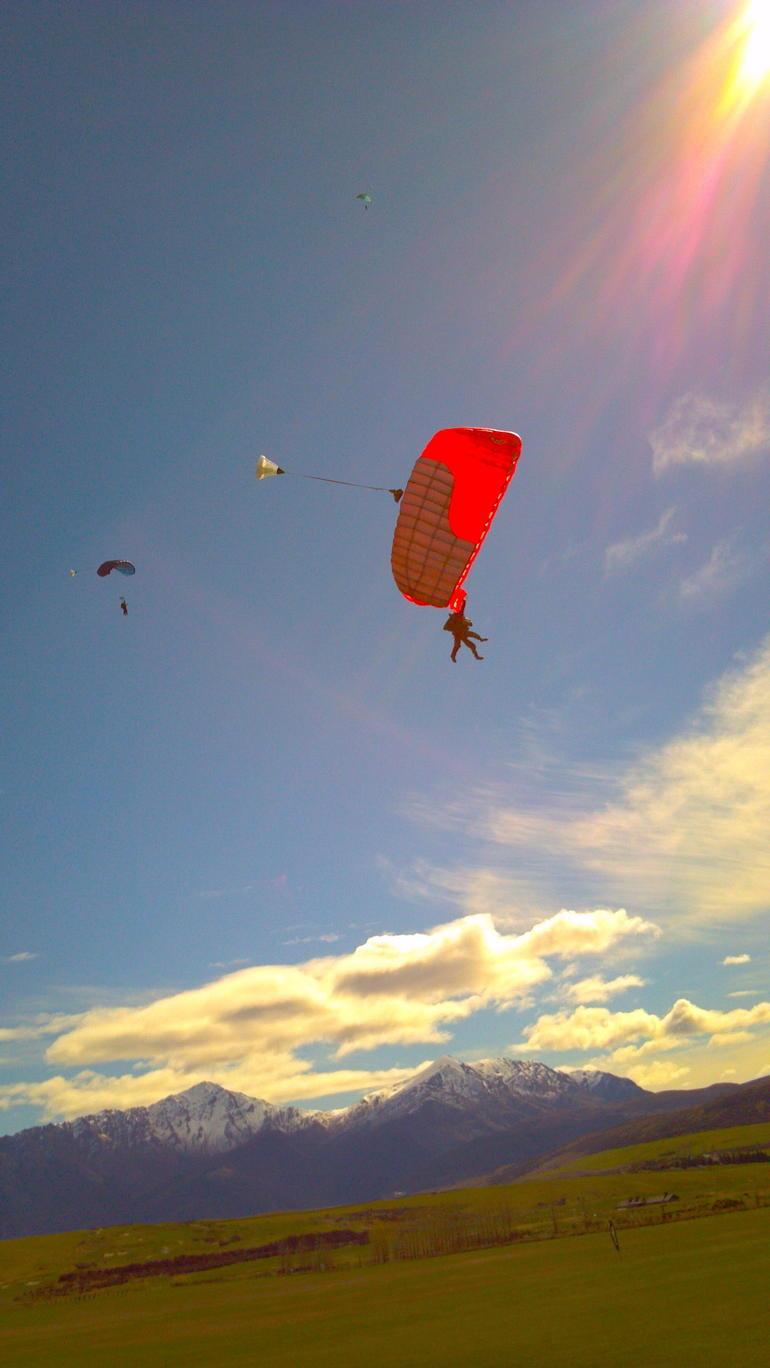 Queenstown Skydiving - Queenstown