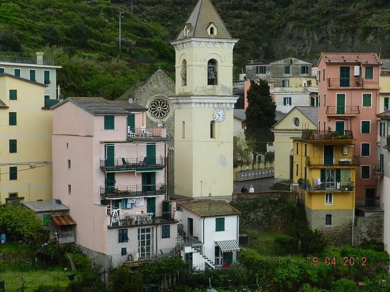 Riomaggiore - Florence